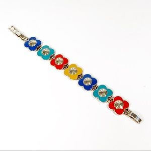 BRIGHTON COLLECTIBLES Bracelet adjustable colorful